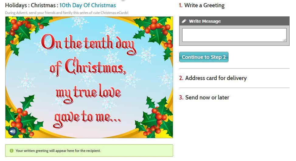 The best christmas e card web sites of 2018 m4hsunfo