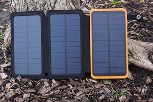 WBPINE 24000mAh Solar Power Bank