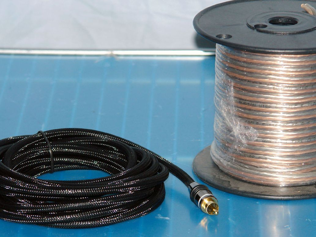 How to Hide Speaker Wire in the HomeLifewire