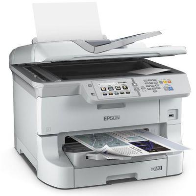 Epson's super high-volume WorkForce Pro WF-6590 multifunction printer