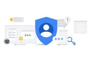 Google security illustration