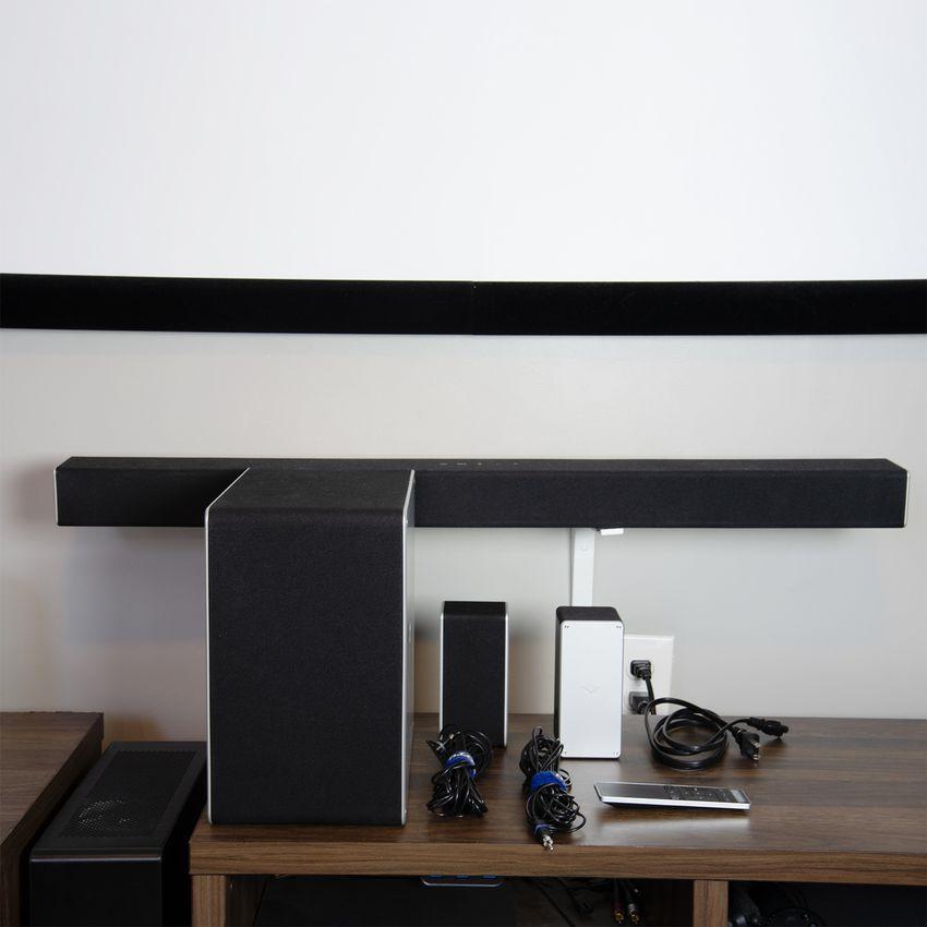 Vizio SB36512-F6 5.1.2 Soundbar System