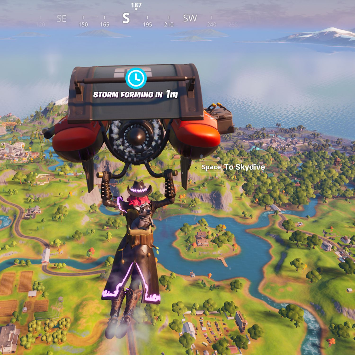Fortnite Pc Release Date Battle Royal Fortnite Battle Royale Review Back In The Saddle With A Fun New Season