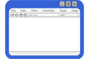 A standard web browser
