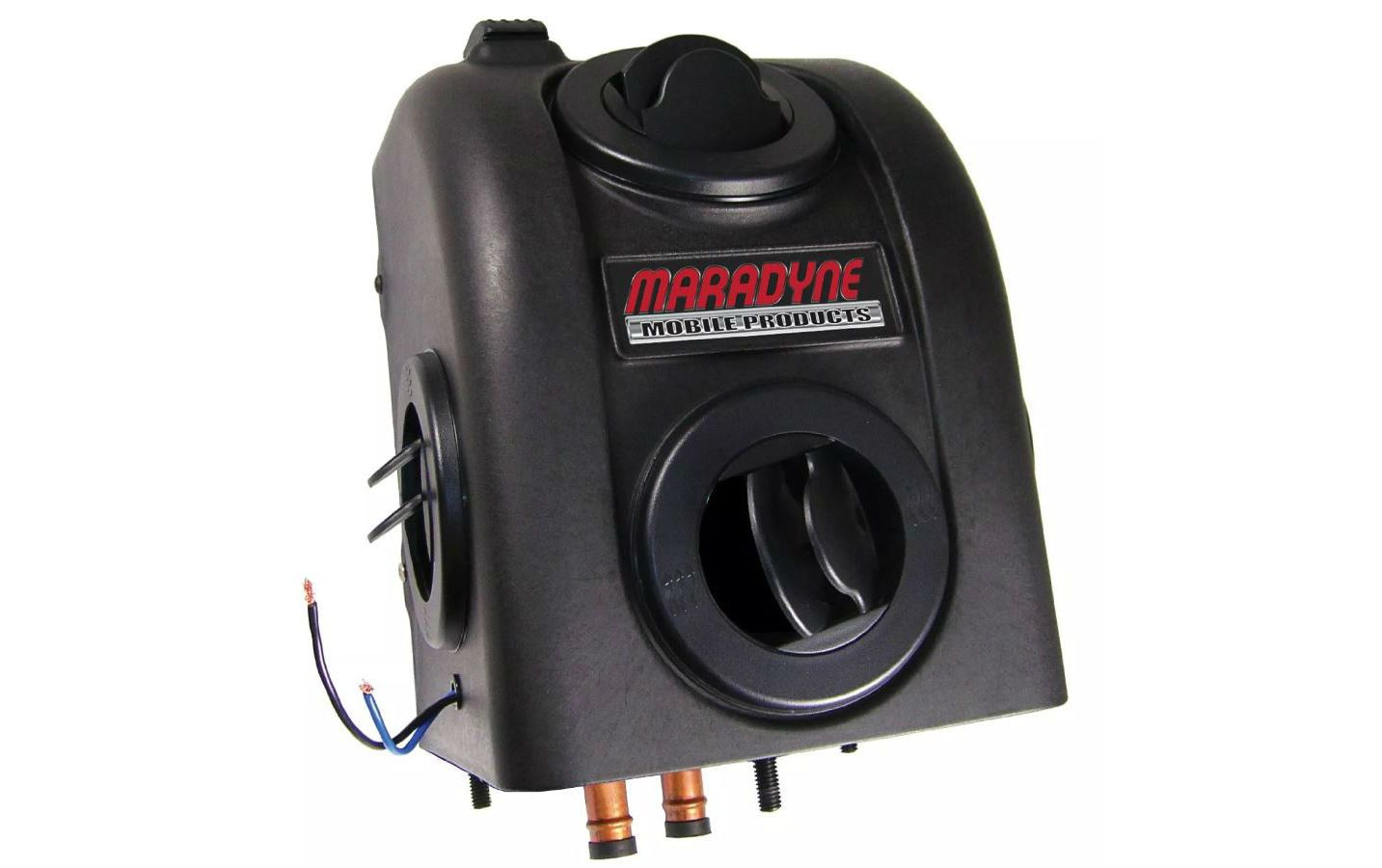 A Maradyne aftermarket replacement car heater.