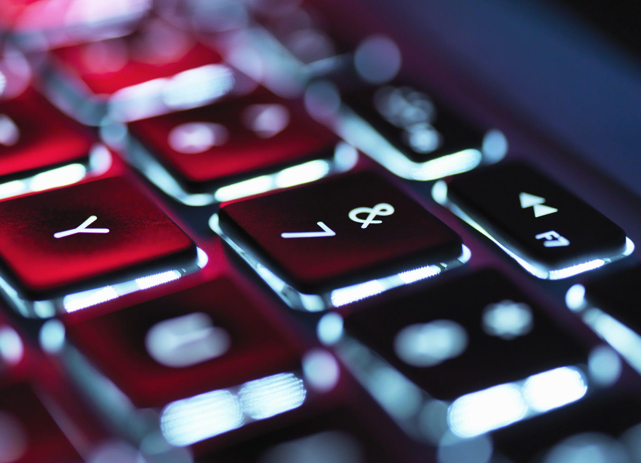 Common Keyboard Symbols