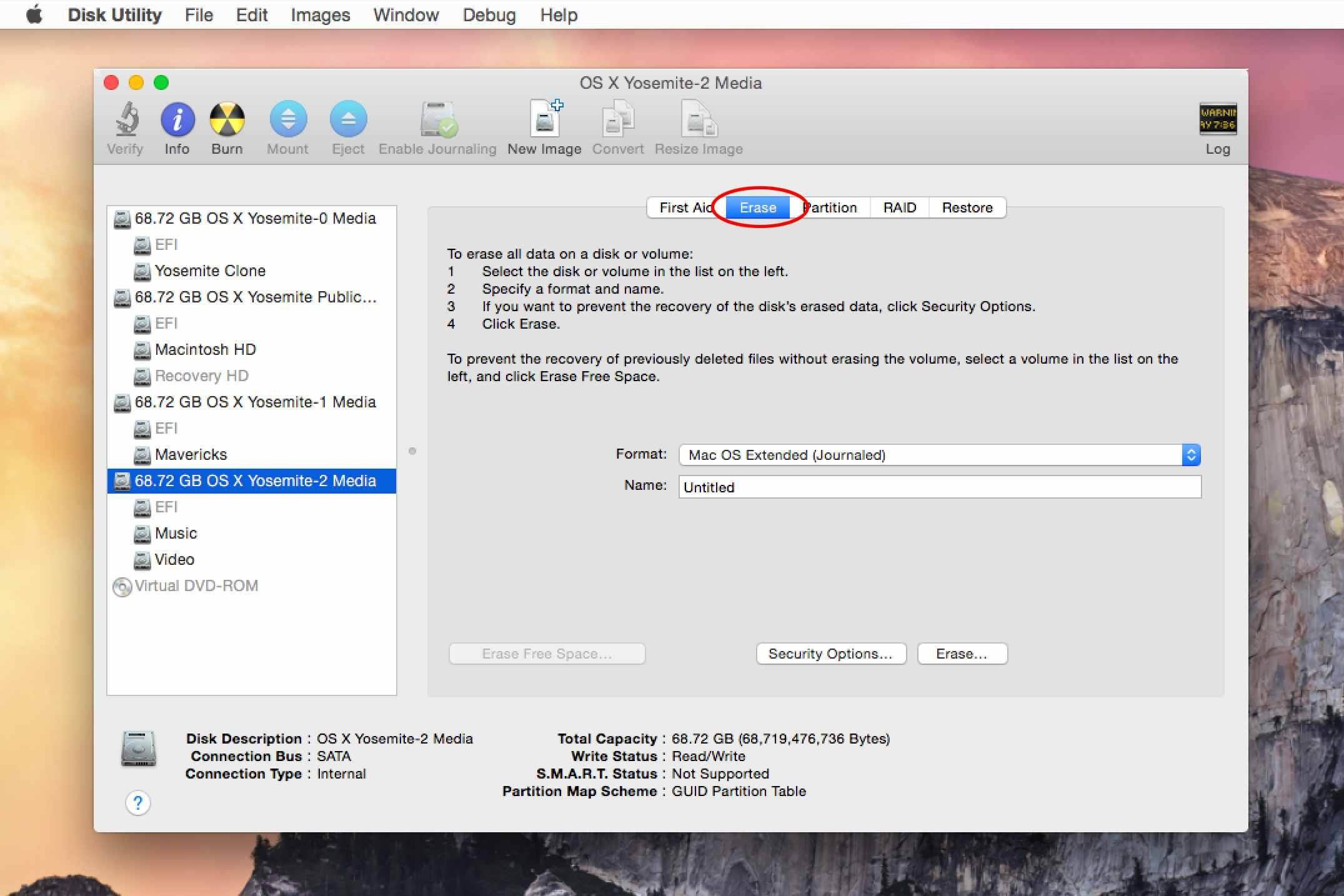 Format Tool For Mac