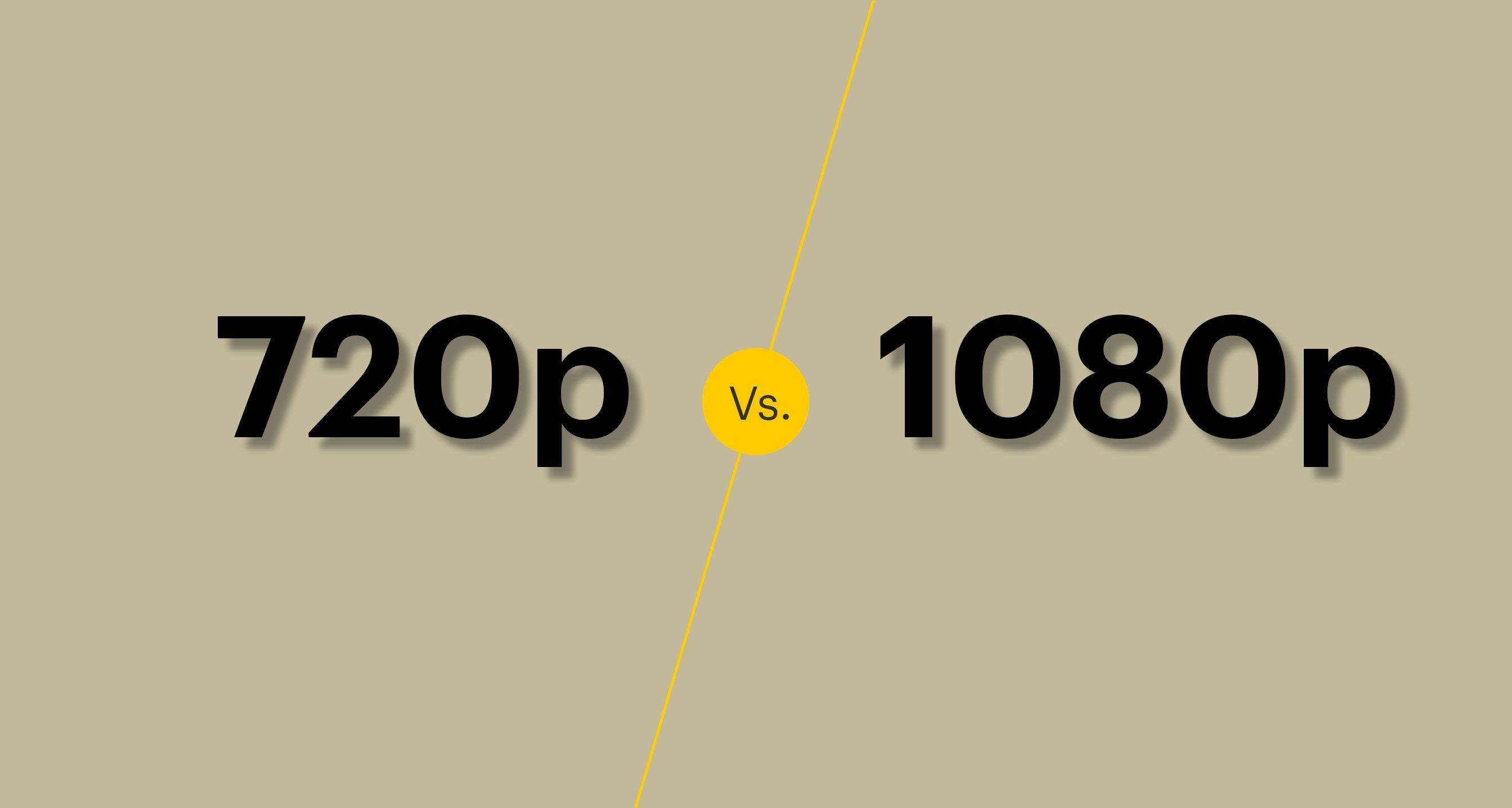 720p vs. 1080p: Can You Tell The Difference Between HDTV