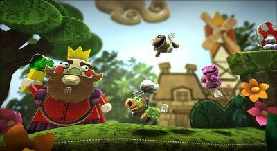 Screenshot from Little Big Planet 3