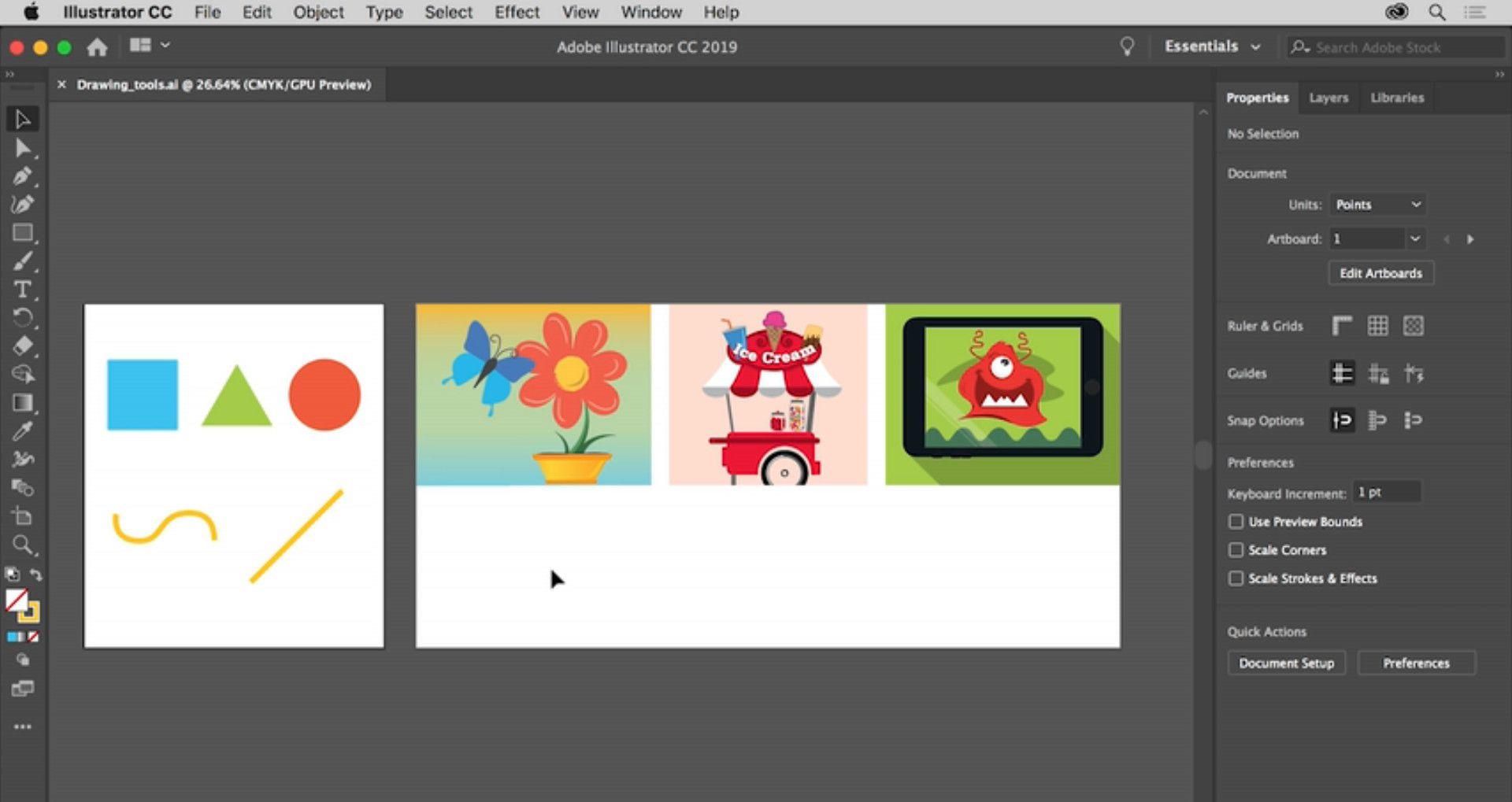 Software Choices for Logo Design