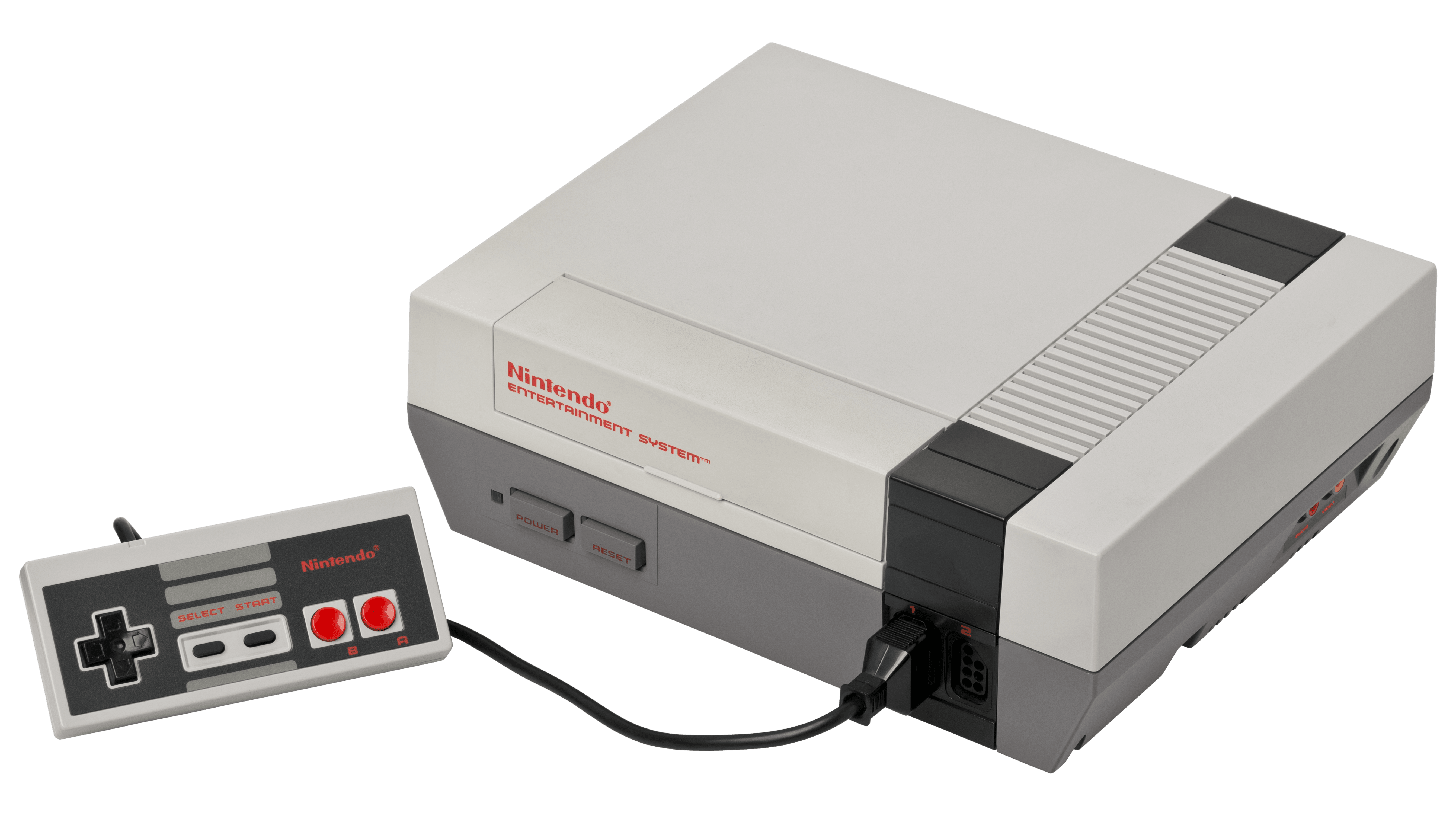 The History Of Nintendo Video Games