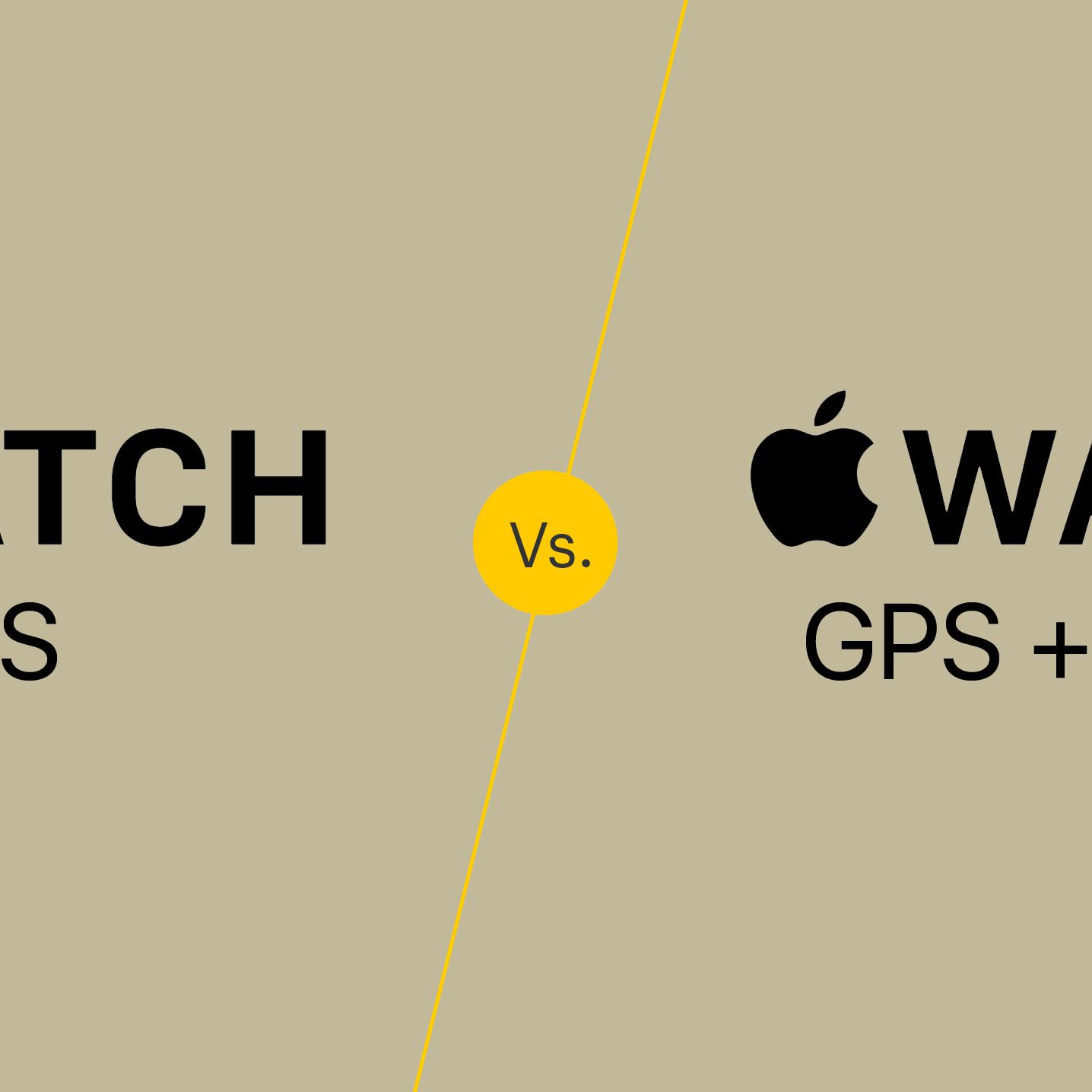 Apple Watch GPS vs. Cellular Apple Watch