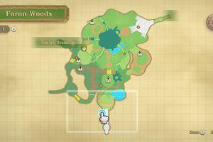 A Screenshot from 'Legend of Zelda: Skyward Sword'