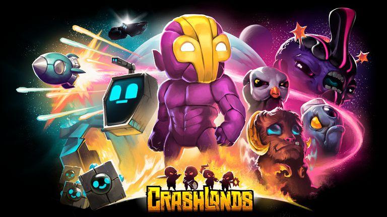 Crashlands Feature