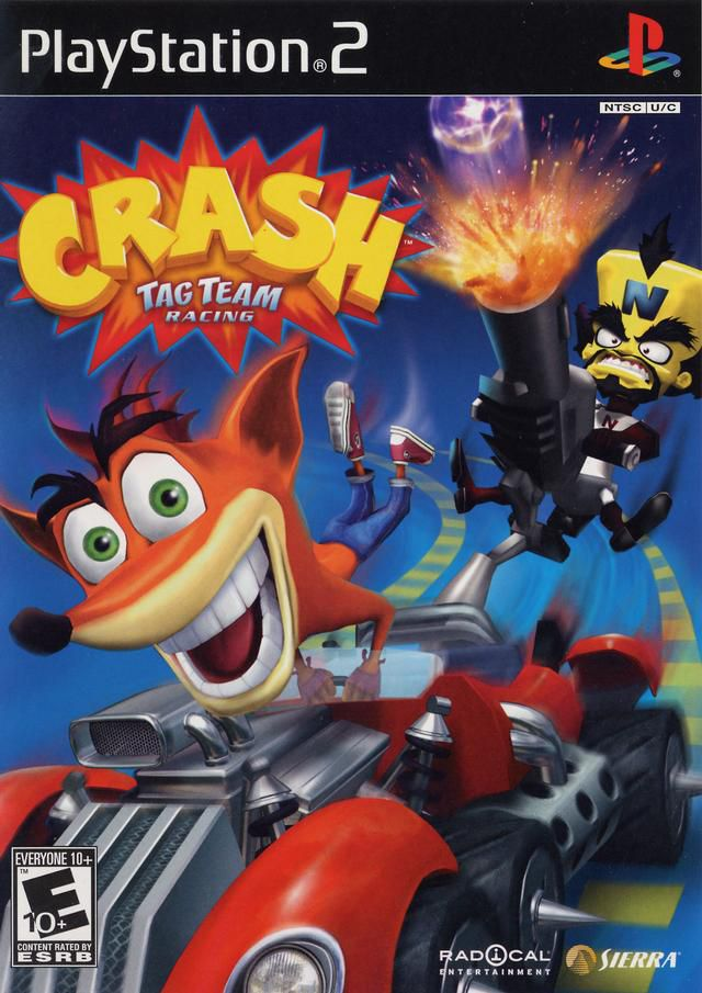 crash tag team racing cheats ps2