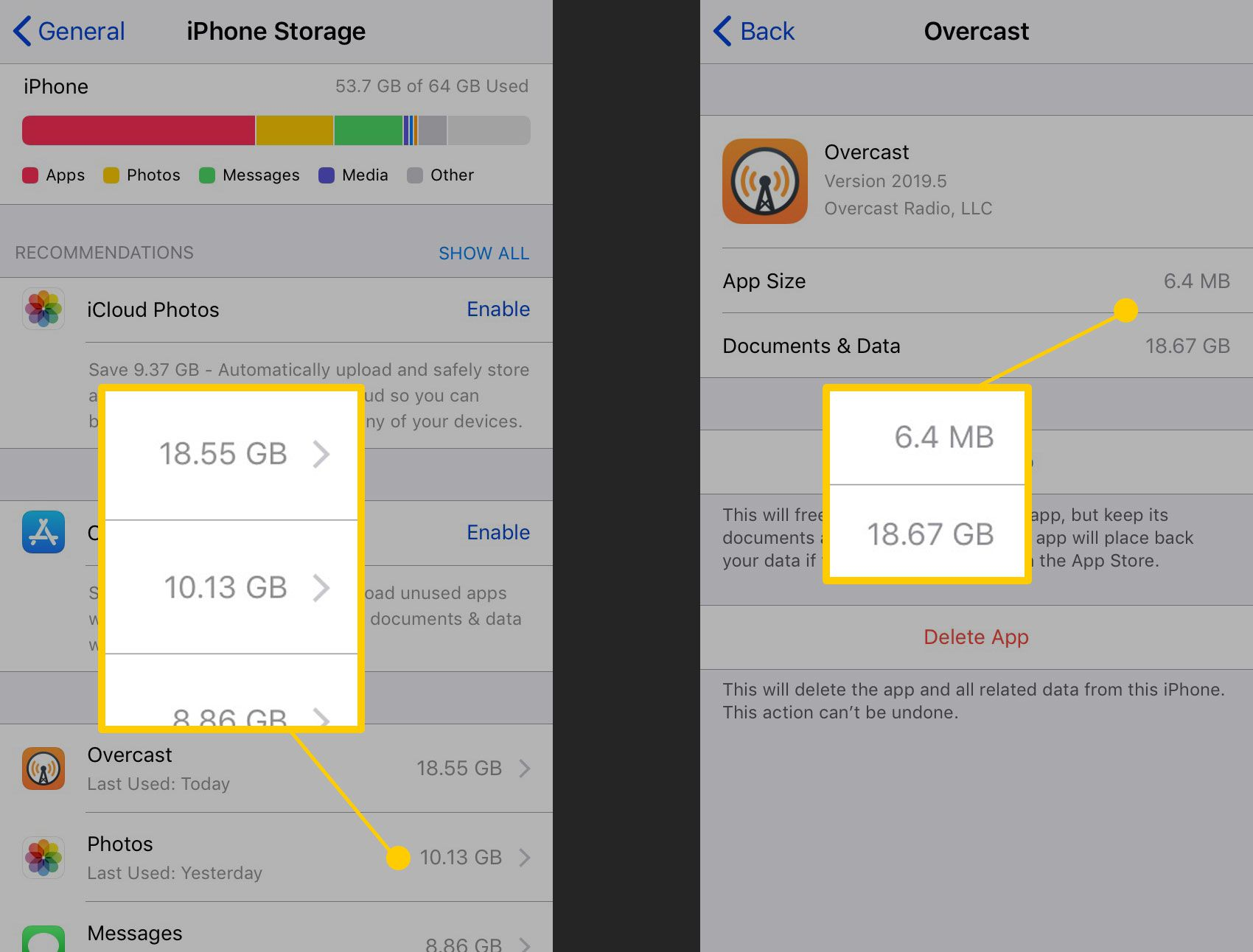 How to Check the Size of Apps on Your iPhone
