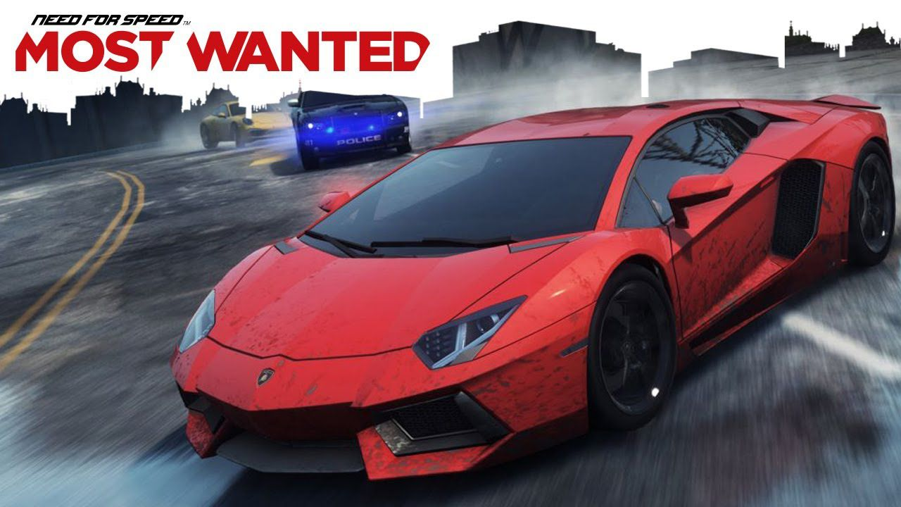 Game fix / crack: need for speed: most wanted all nodvd nocd.