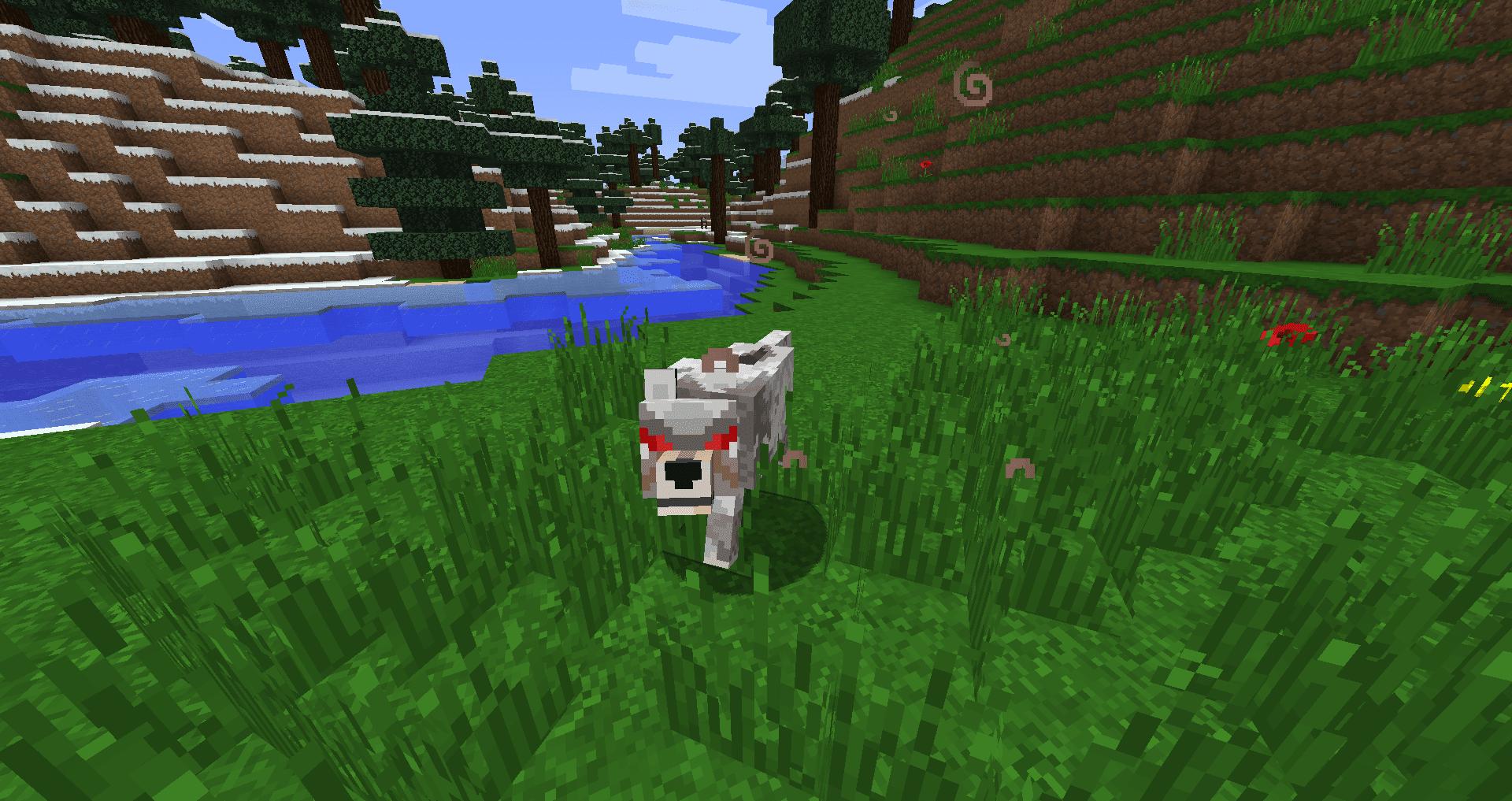 Minecraft Wolves - 3