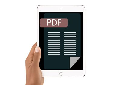 how to download pdf files from website