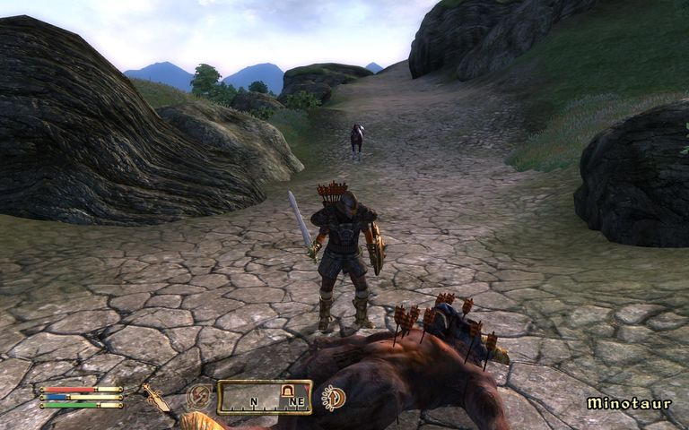 In-game character from The Elder Scrolls IV: Oblivion