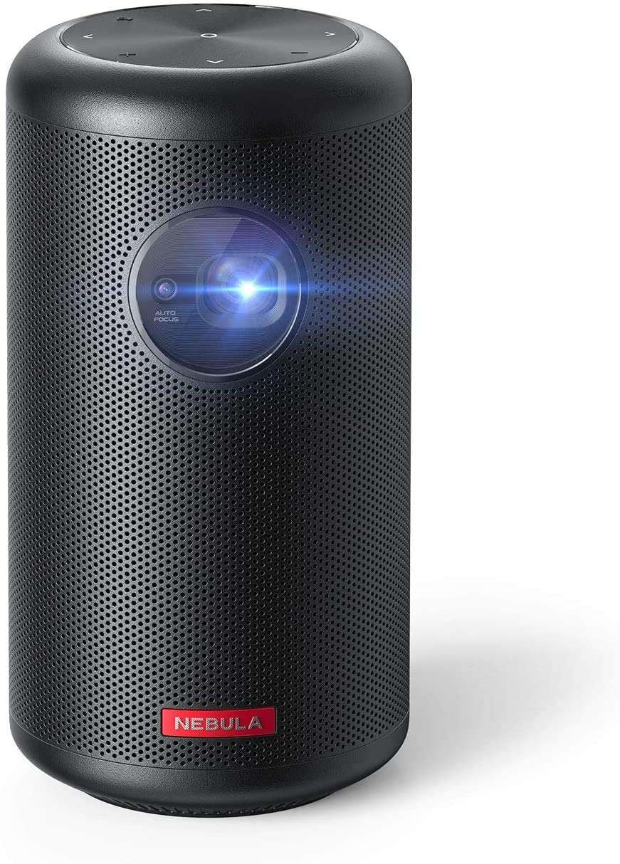 The Anker Nebula Max is an awesome portable projector.