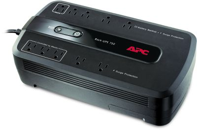 Photo of APC Power Saving Back-UPS 750