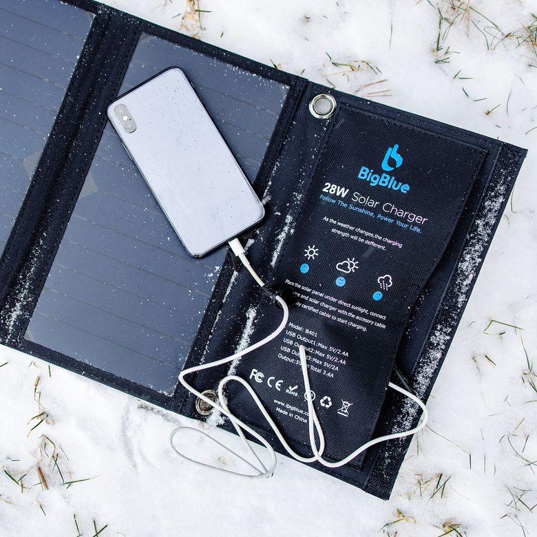 BigBlue Solar Charger