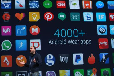 Android Wear OS event