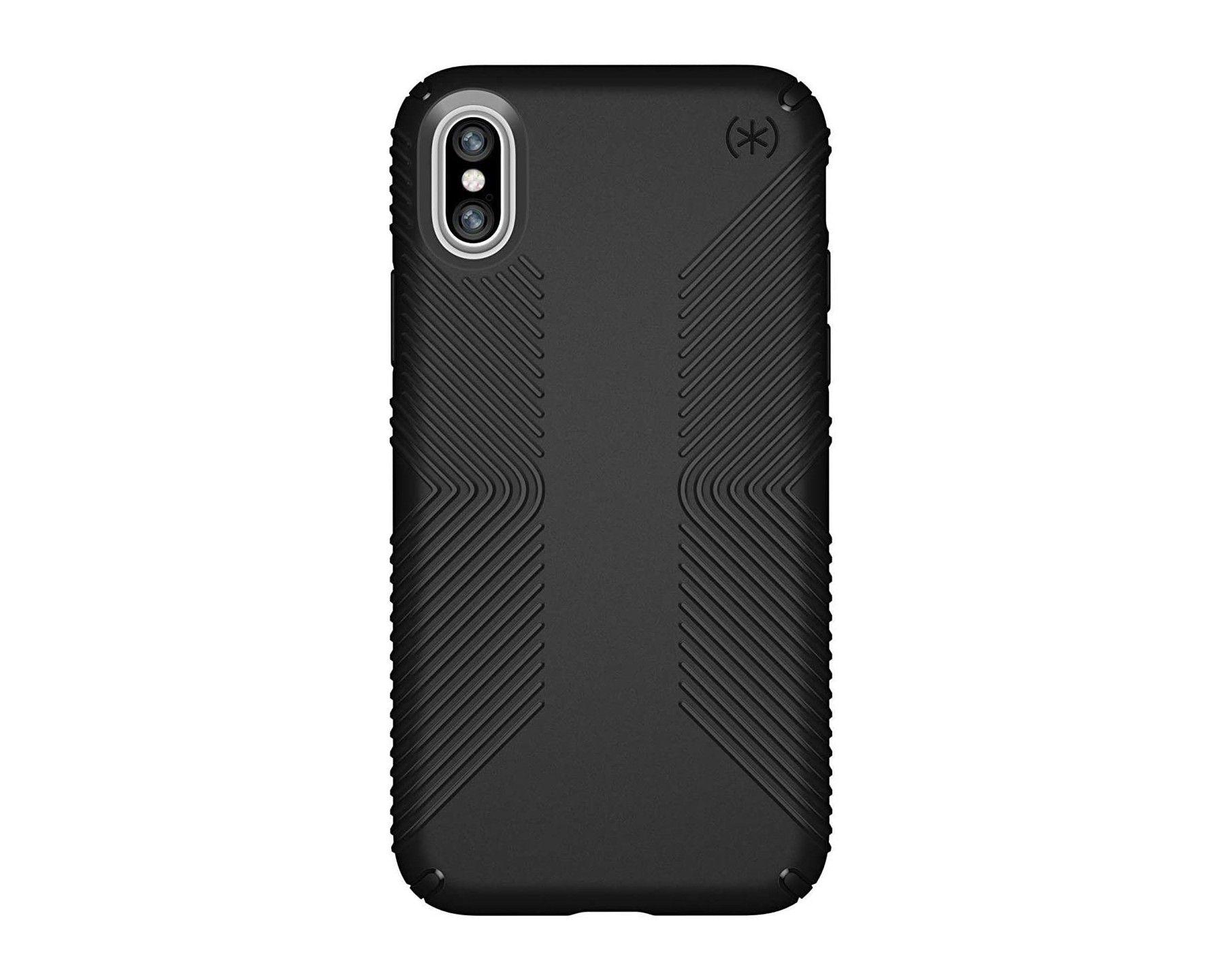Speck Presidio Grip Case for iPhone X