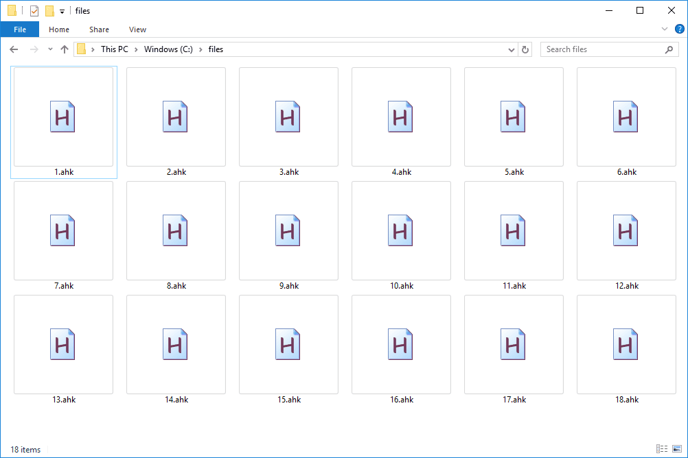 Open, Edit, & Convert AHK Files