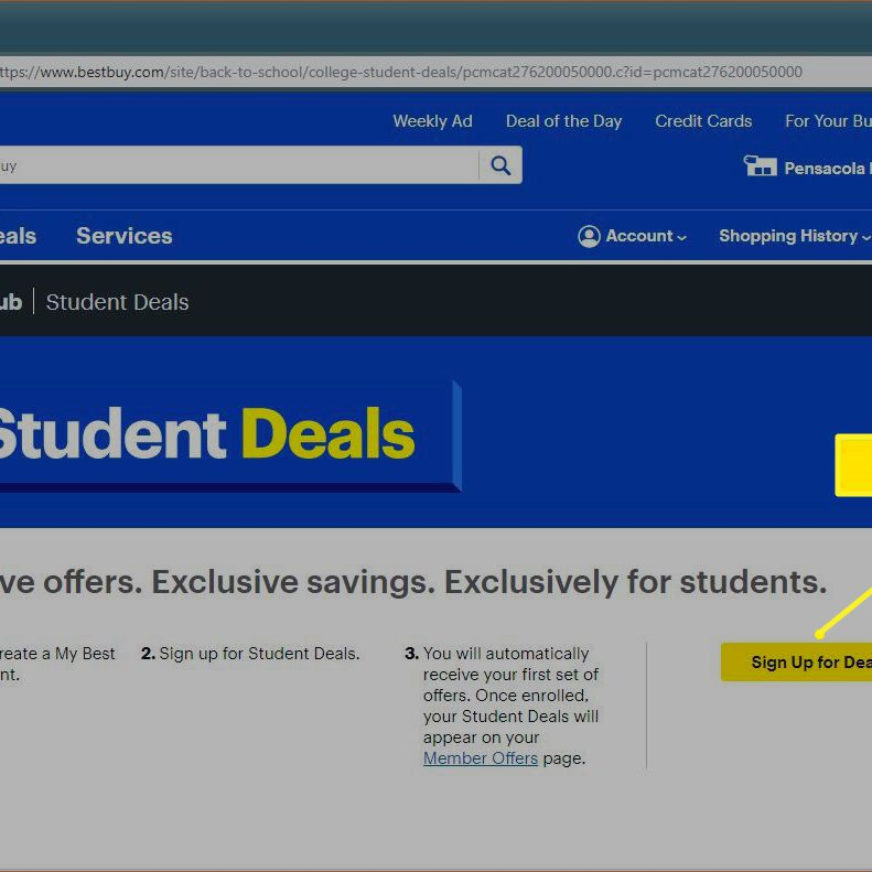 How To Get The Best Buy Student Discount