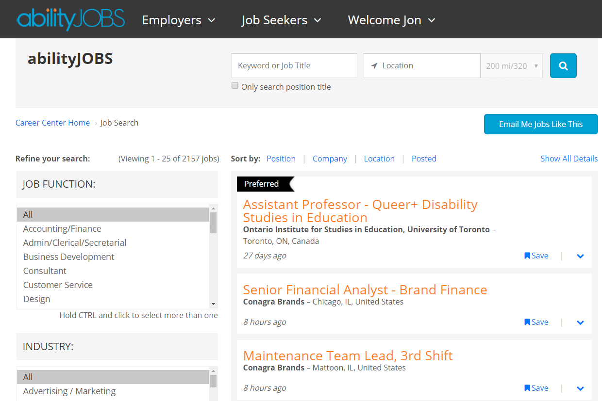 11 Best Job Search Engines