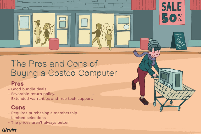 Costco Computers: Pros & Cons of Buying PCs from Costco