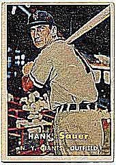 Baseball Trading Card