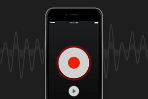 Recording call on iPhone with TapeACall