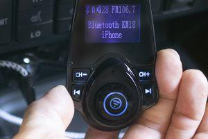Nulaxy Bluetooth Car FM Transmitter