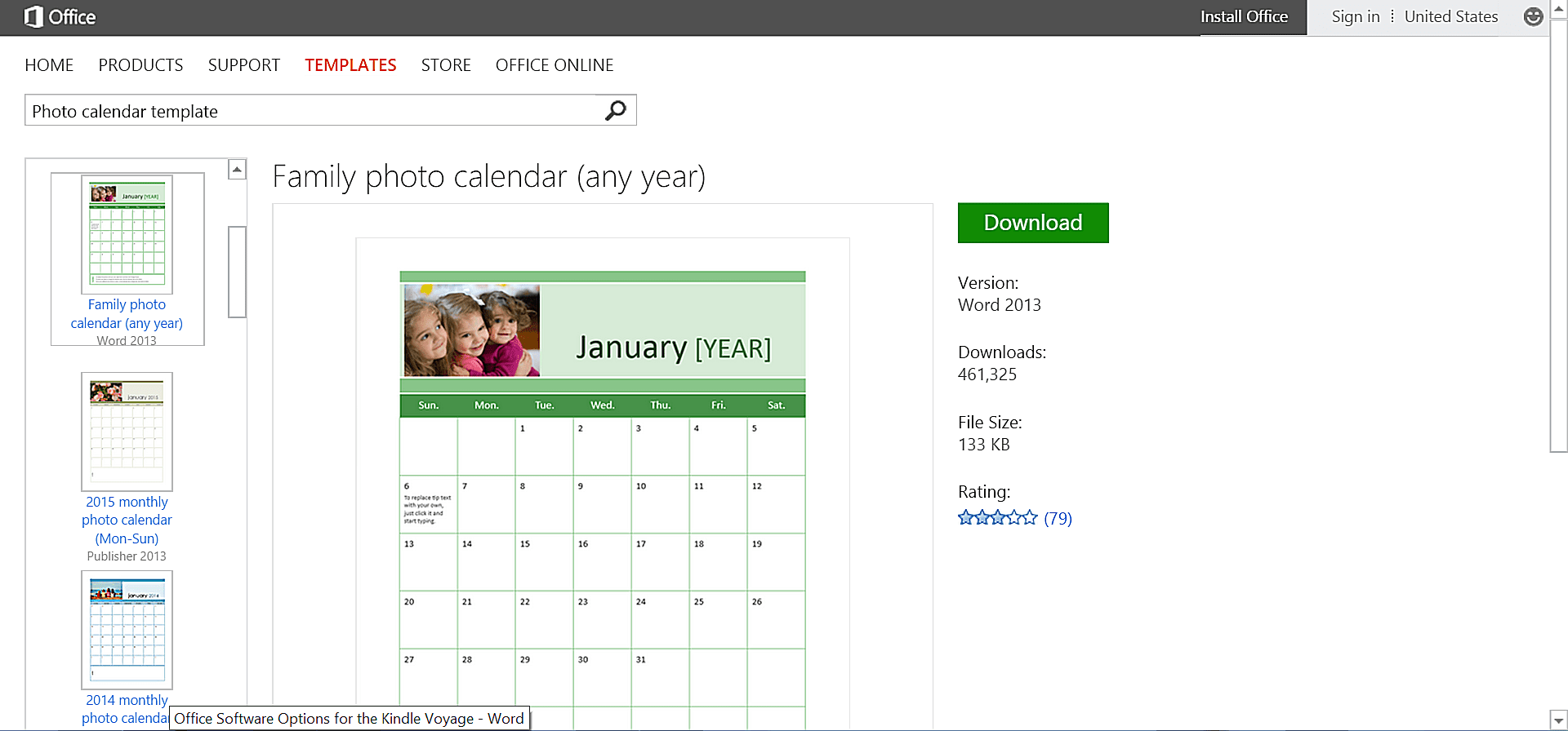 Customizable Calendar Templates For Microsoft Office - Software release calendar template