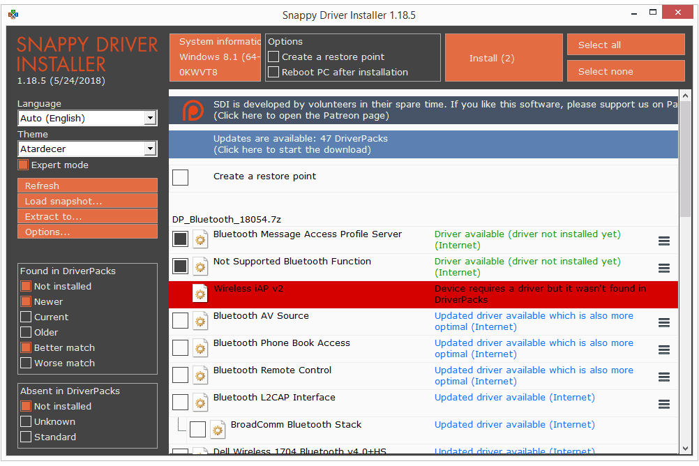 Driver Installer