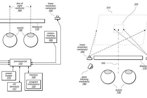 Apple Glasses U.S. Patent Drawings