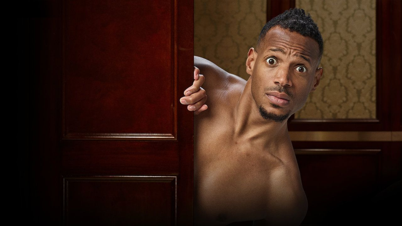 Marlon Wayans in Naked