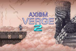 Axiom Verge 2 Cover Art
