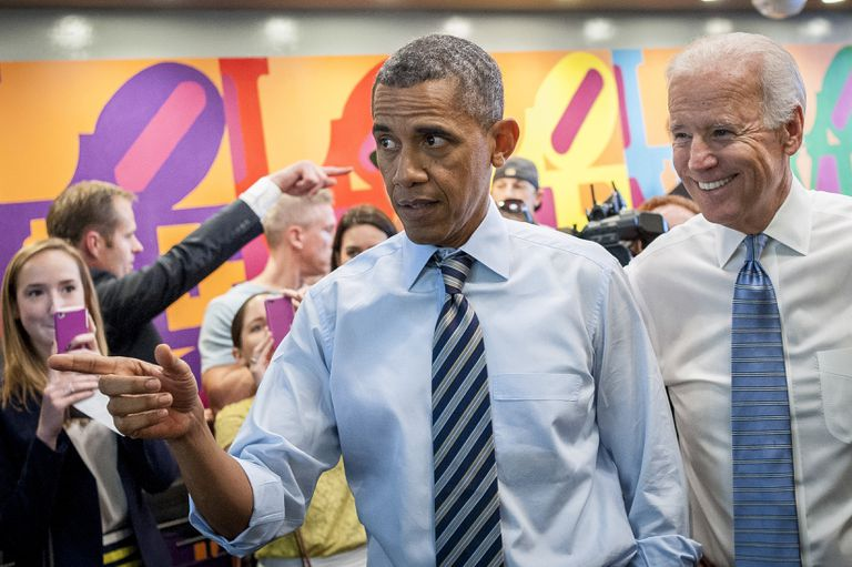President Obama and VP Biden