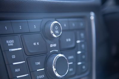 how to put music in your car without aux