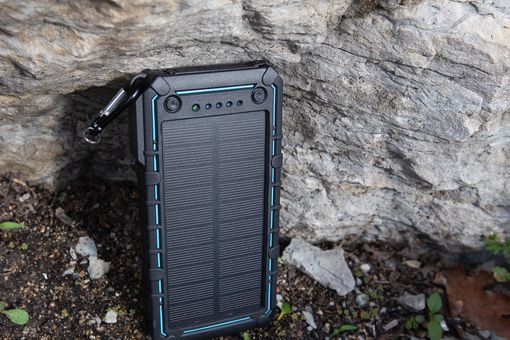 JETSUN 16750mAh Solar Power Bank