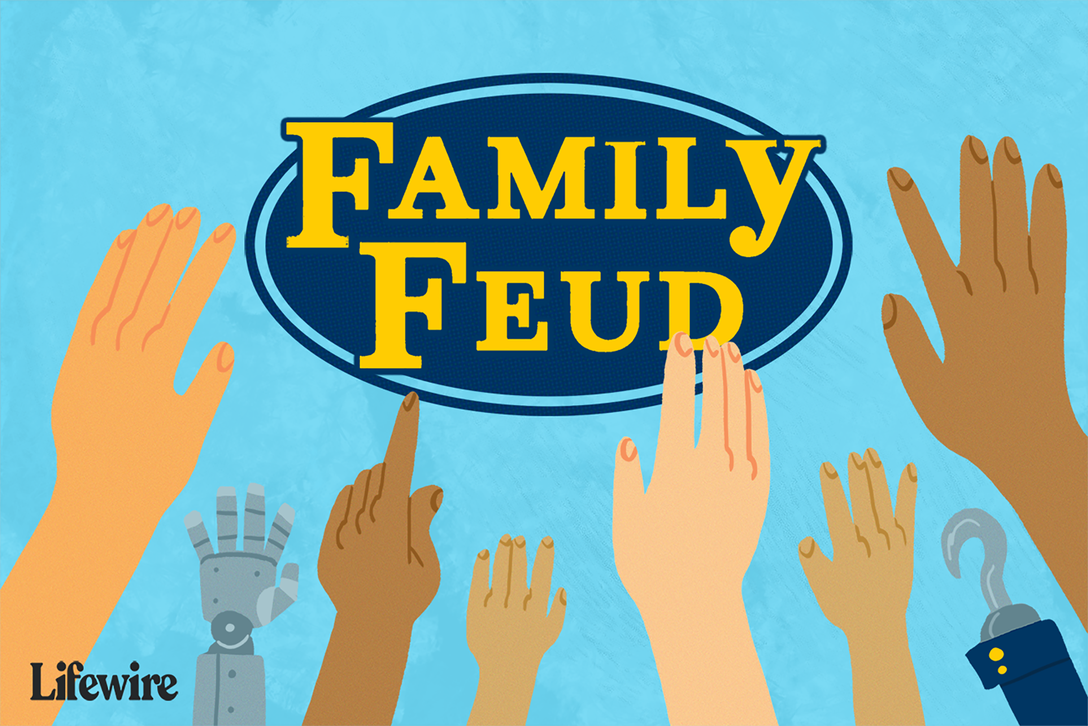 21 Best Free Family Feud PowerPoint Templates For Family Feud Powerpoint Template Free Download