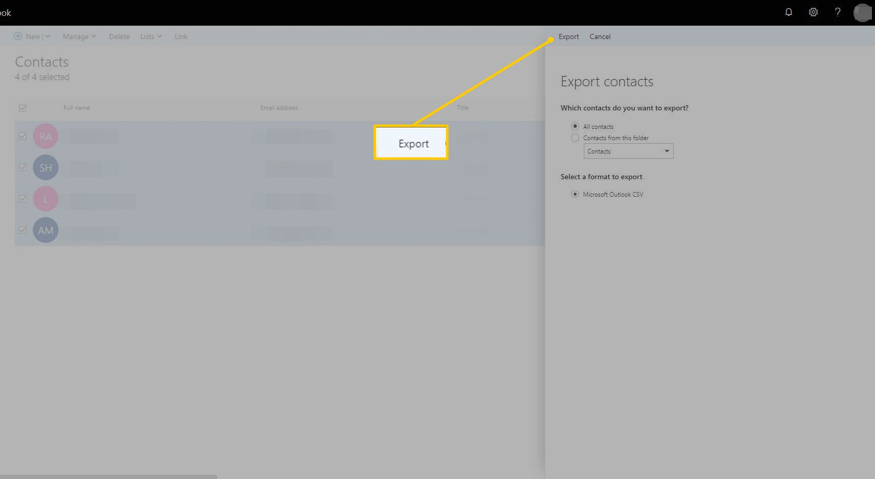 How to Use Your Outlook com Contacts on Another Computer