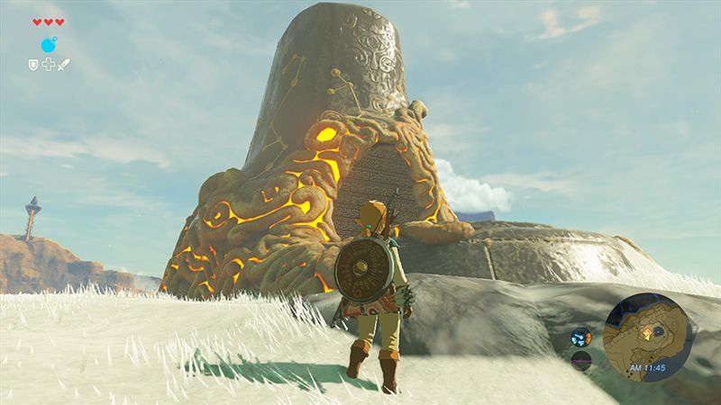 Get a Free The Legend of Zelda: Breath of the Wild Eshop ...