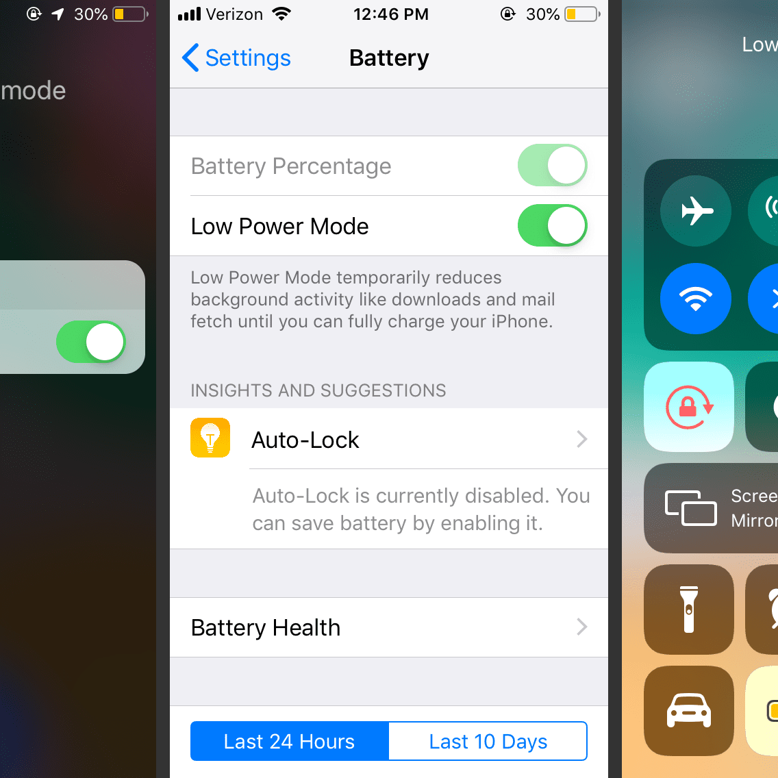 How To Use Iphone Low Power Mode For More Battery Life