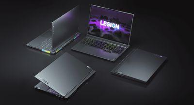 Lenovo Legion gaming laptop