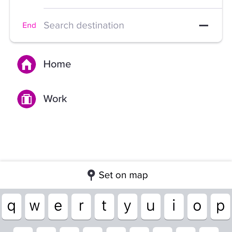 How to Add Multiple Stops on Lyft